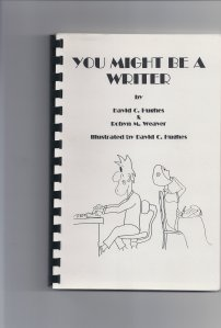 Original You Might be a Writer Cover