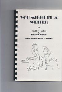 Original You Might be a Writer Cover