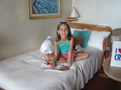 Carnival Oceanside Room