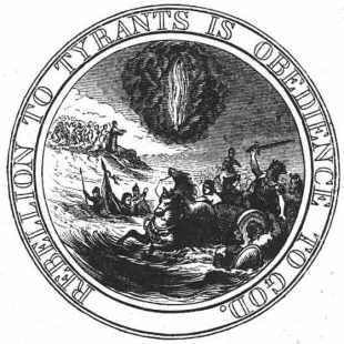 Franklin's Great Seal